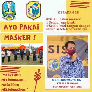 GERAKAN PAKAI MASKER - 3